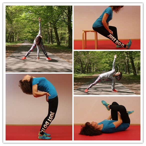 Motion Training mit Melanie Bieker